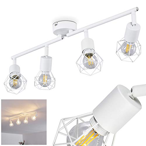Top 10 Deckenlampe Weiß Retro – Deckenspots