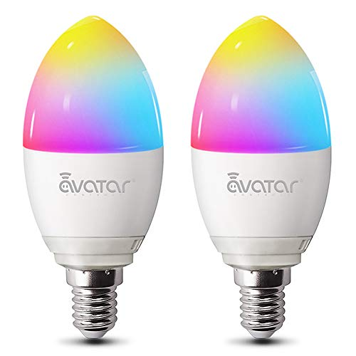 Top 10 Smart Beleuchtung E14 – Wi-Fi Lampen