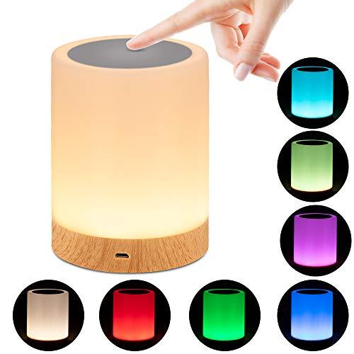Top 10 Kleine Lampe mit Akku – Nachtlichter & Schlummerleuchten für Kinder