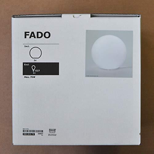 Top 4 FADO Tischleuchte IKEA – Regular Stores