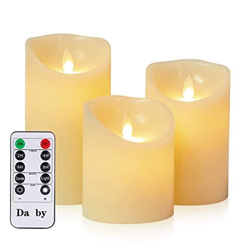 Top 10 Kerze Batterie Fernbedienung – LED Kerzen