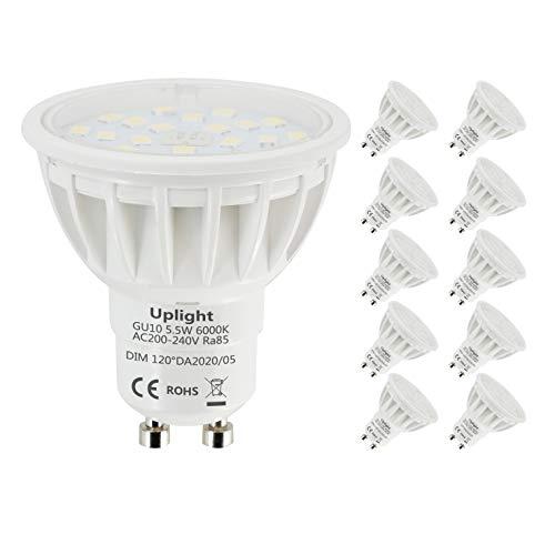 Top 10 GU10 Kaltweiß Dimmbar – LED Lampen