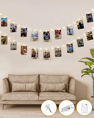 Top 10 Bild Aufhängen – Lichterketten für Innen