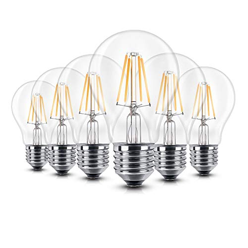 Top 10 LED Filament E27 Dimmbar Warmweiss – LED Lampen