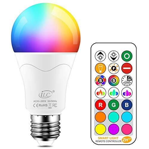 Top 10 Leuchtmittel Bunt E27 – LED Lampen