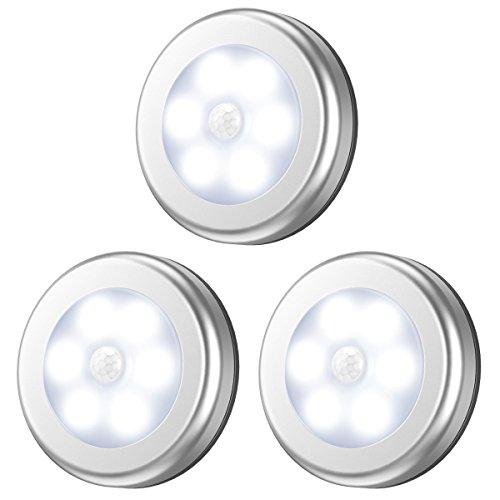 Top 10 Nachtlicht mit Bewegungsmelder Außen Batteriebetrieben – Spotbalken