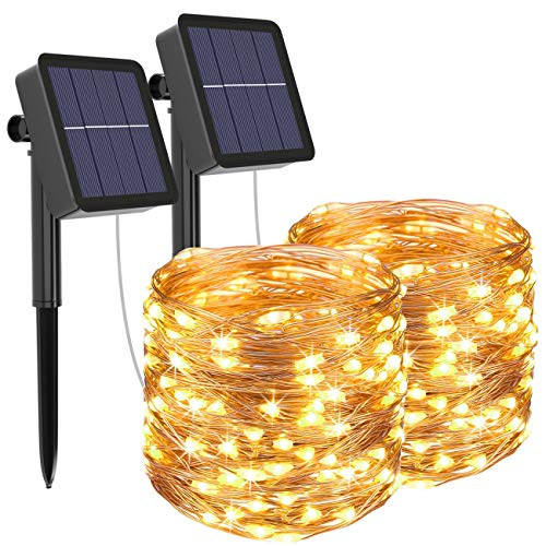 Top 10 Solar Fairy Lights Outdoor – Lichterketten für Außen & Innen