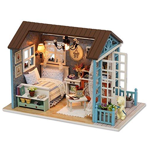 Top 10 Miniatur Haus DIY – Häuser für Minipuppen