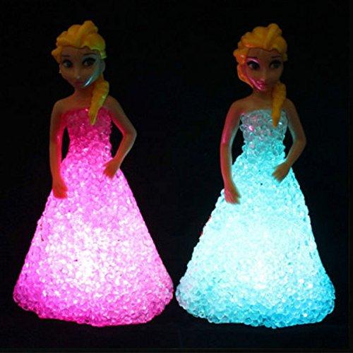 Top 10 Elsa und Anna Spielzeug – Nachtlichter & Schlummerleuchten für Kinder