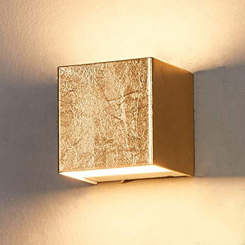 Top 9 Wandlampe Gold LED – Wandleuchten