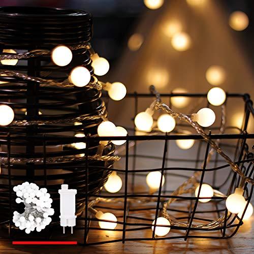 Top 10 Lichterkette Weißes Kabel – Lichterketten für Innen