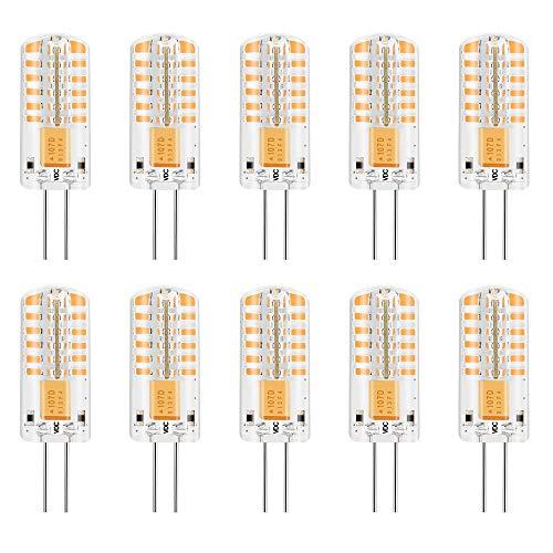 Top 10 LED G4 Dimmbar 3W Warmweiß – LED Lampen