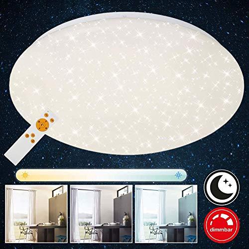 Top 10 LED Deckenleuchte Glitzer – Deckenleuchten