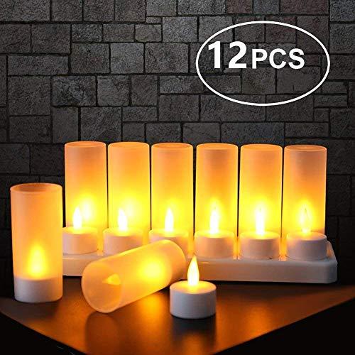 Top 10 LED Kerzen mit Ladestation – LED Kerzen