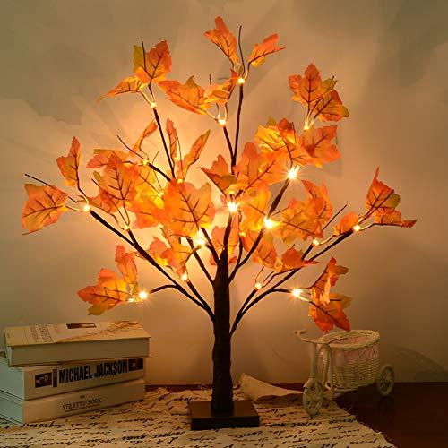 Top 10 Herbst Dekoration Blätter – Lichterketten für Innen