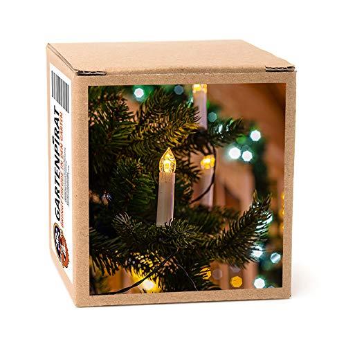 Top 10 Christbaumkerzen außen – Lichterketten für Außen & Innen