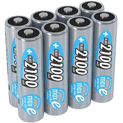 Top 10 1 5v Batterie C – Akkus