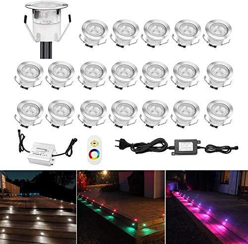 Top 10 Einbaustrahler Boden LED – Wegeleuchten