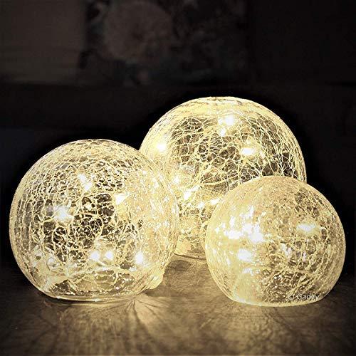 Top 9 Kugel mit LED Beleuchtung – Lichterketten für Innen