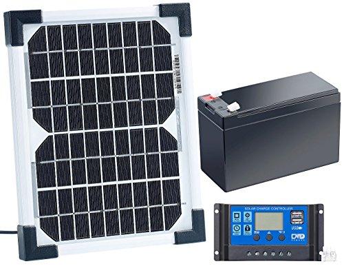 Top 10 Solarmodul mit Akku – Batterien für Rasenmäher