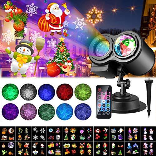 Top 10 Projektor für Weihnachten – Spezial- & Stimmungsbeleuchtung